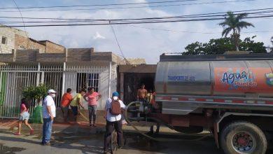 Photo of Así quedó la distribución de agua para la zona norte y sur de Santa Marta