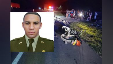 Photo of ¡Lamentable! Murió Policía samario y un civil en trágico accidente de tránsito