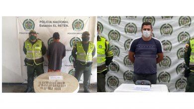 Photo of Dos personas fueron capturadas en Magdalena por tráfico de estupefacientes