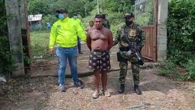 Photo of A la cárcel alias 'Reserva', el presunto sicario de 'Los Pachencas' acusado de tres crímenes y dos atentados en Santa Marta