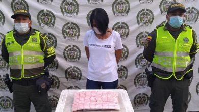 Photo of Pillan a una mujer con un kilo de cocaína ocultos bajo una faja