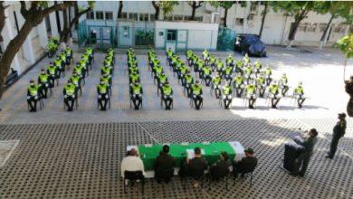 Photo of 58 bachilleres juran a la bandera y se unen a las filas de la Policía del Magdalena