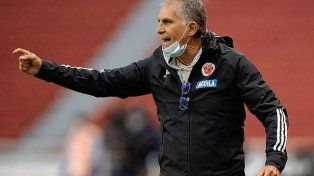 Photo of Colombia sin DT: Carlos Queiroz fue despedido