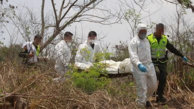 Photo of Hallan cadáver de una persona en estado de descomposición en el sur de Santa Marta