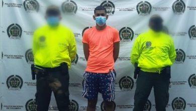 Photo of Capturan a alias 'Gino', habría participado en el homicidio de un hombre en Fundación