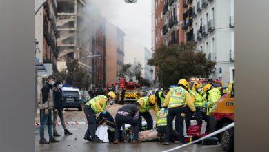 Photo of Al menos dos fallecidos tras una explosión en un edificio del centro de Madrid