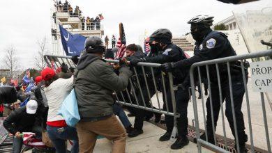 Photo of Disturbios en Washington: seguidores de Trump asaltan el Congreso de EEUU