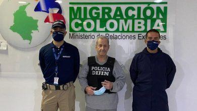 Photo of Exparamilitar Hernán Giraldo, jefe de Resistencia Tayrona, ya se encuentra en Colombia