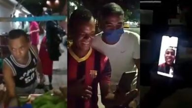 "Photo of Video viral sirvió para que el popular 'Enhuesao', el rey del ""Bembeo"" encontrara a su hijo"