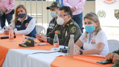 Photo of Con oficina del Gaula Policía y Militar garantizarán la seguridad de comerciantes en el Mercado Público