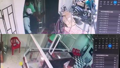 Photo of Video: Así fue el millonario robo a la joyería Alex en el Centro de Santa Marta