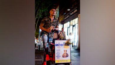 Photo of Alejandro, el colombiano que creó una empresa de tamales en Nueva York