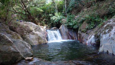 Photo of Incertidumbre por mujer que ayer se lanzó en la cascada de Pozo Azul, área rural del corregimiento de Minca y no aparece