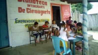 Photo of Mediante siete nuevas Bibliotecas Rurales móviles, llevan cultura a los menos favorecidos en el Magdalena
