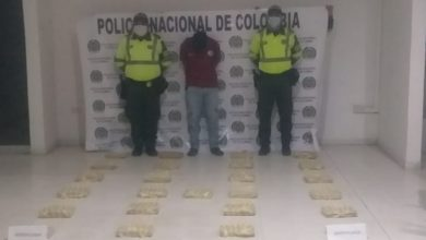 Photo of Cayó con 30 kilo de marihuana