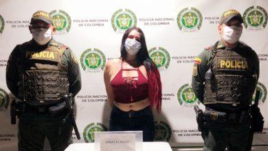 Photo of Capturan a presunta mujer que apuñaló a una pareja en el Parque de los Novios