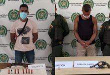 Photo of Mediante 'Plan Desarme' caen dos con armas de fuego ilegales en Zona Bananera