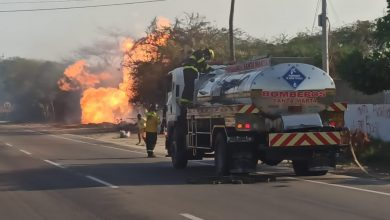 Photo of Emergencia en la Troncal del Caribe por supuesta fuga de gas