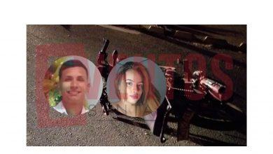 Photo of Identifican a pareja que perdió la vida en accidente de tránsito en jurisdicción de Ciénaga